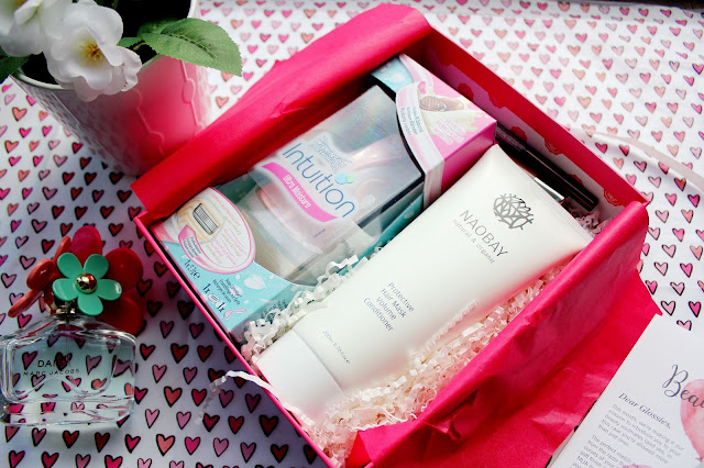 Glossybox February Beauty Box Review