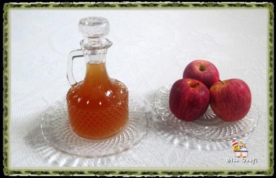 Vinagre de maçãs 2