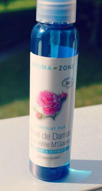 aroma zone, slow cosmétique