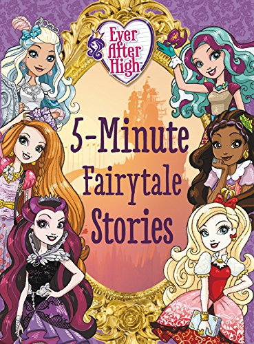EAH Ever After High: 5-Minute Fairytale Stories Media