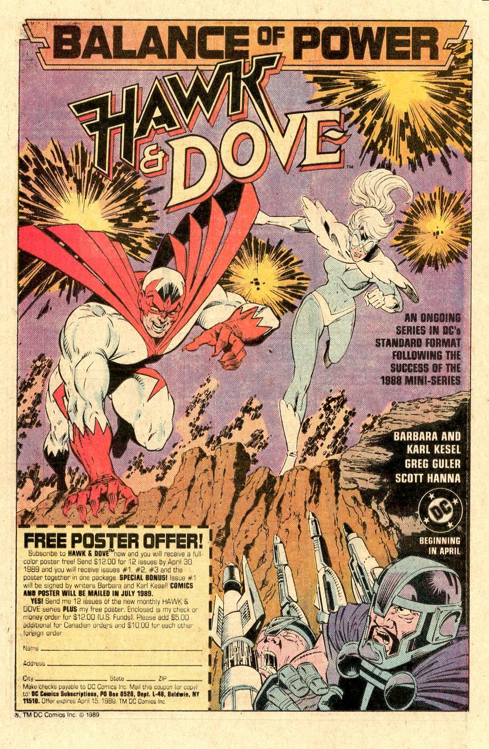 Read online Secret Origins (1986) comic -  Issue #40 - 36