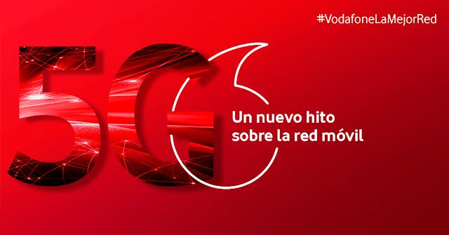 Telefónica y Vodafone compartirán redes 5G en Reino Unido