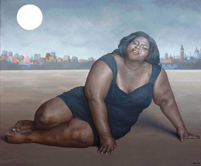 Критически-реалистичные картины. Jose Garcia Y Mas