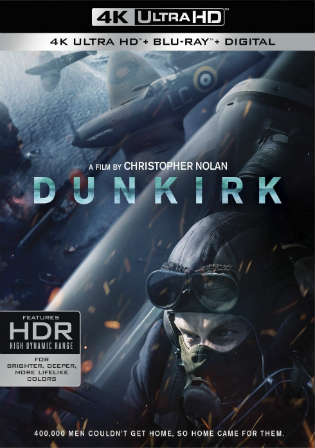 Dunkirk 2017 BRRip 999MB English 720p ESub Watch Online Full Movie Download bolly4u