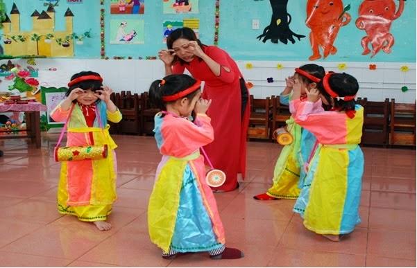 Biện pháp dạy tốt hoạt động tạo hình cho trẻ 5-6 tuổi