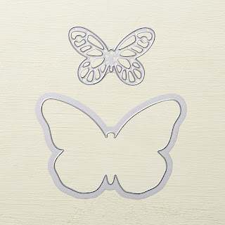 Bold butterflies Stampin' Up!