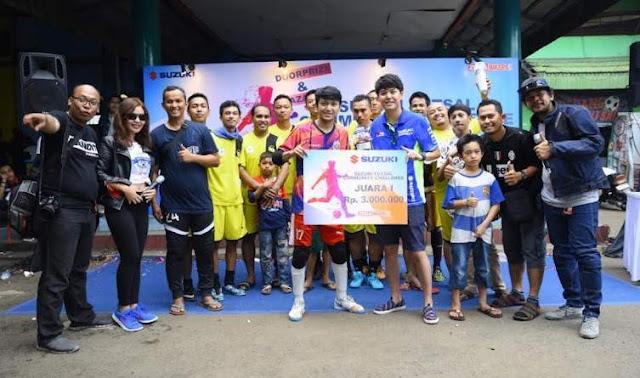 Suzuki Futsal Challenge 2018