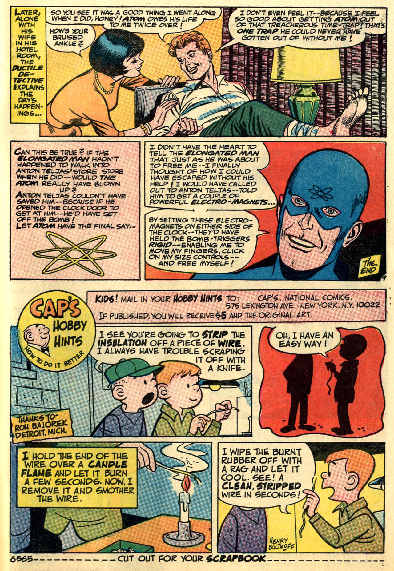 Detective Comics (1937) 368 Page 29