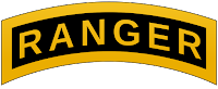 Army Ranger School Tab