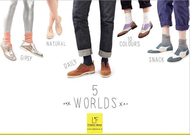 Cinque linee per i due designers Licia e Francio ed un solo brand c7849a19b67