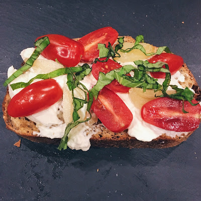 Caprese Toast