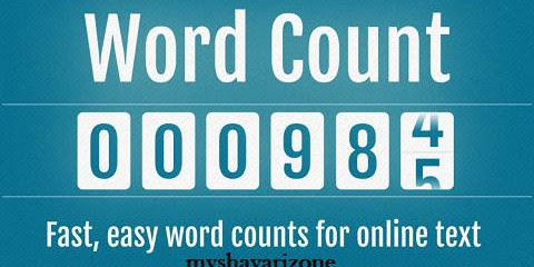 How to make Character Counter | Letter Counter | Word Counter Online ?