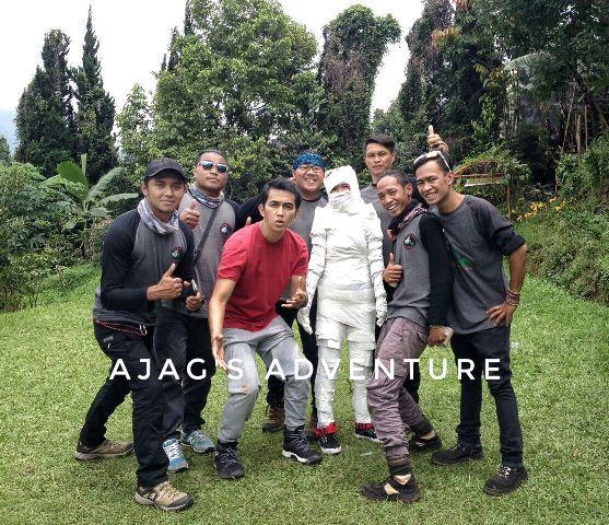 Nikmati Sensasi Outbound Kawasan Lembang dan Bandung