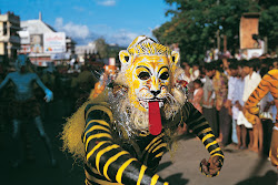 Tiger Dance or Pulikili
