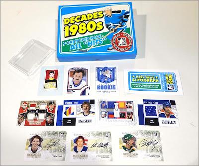 Decades 1980s: National Edition - Box Break #1