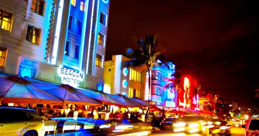 Ocean Drive Avenue In Miami Beach Tips Trip Florida