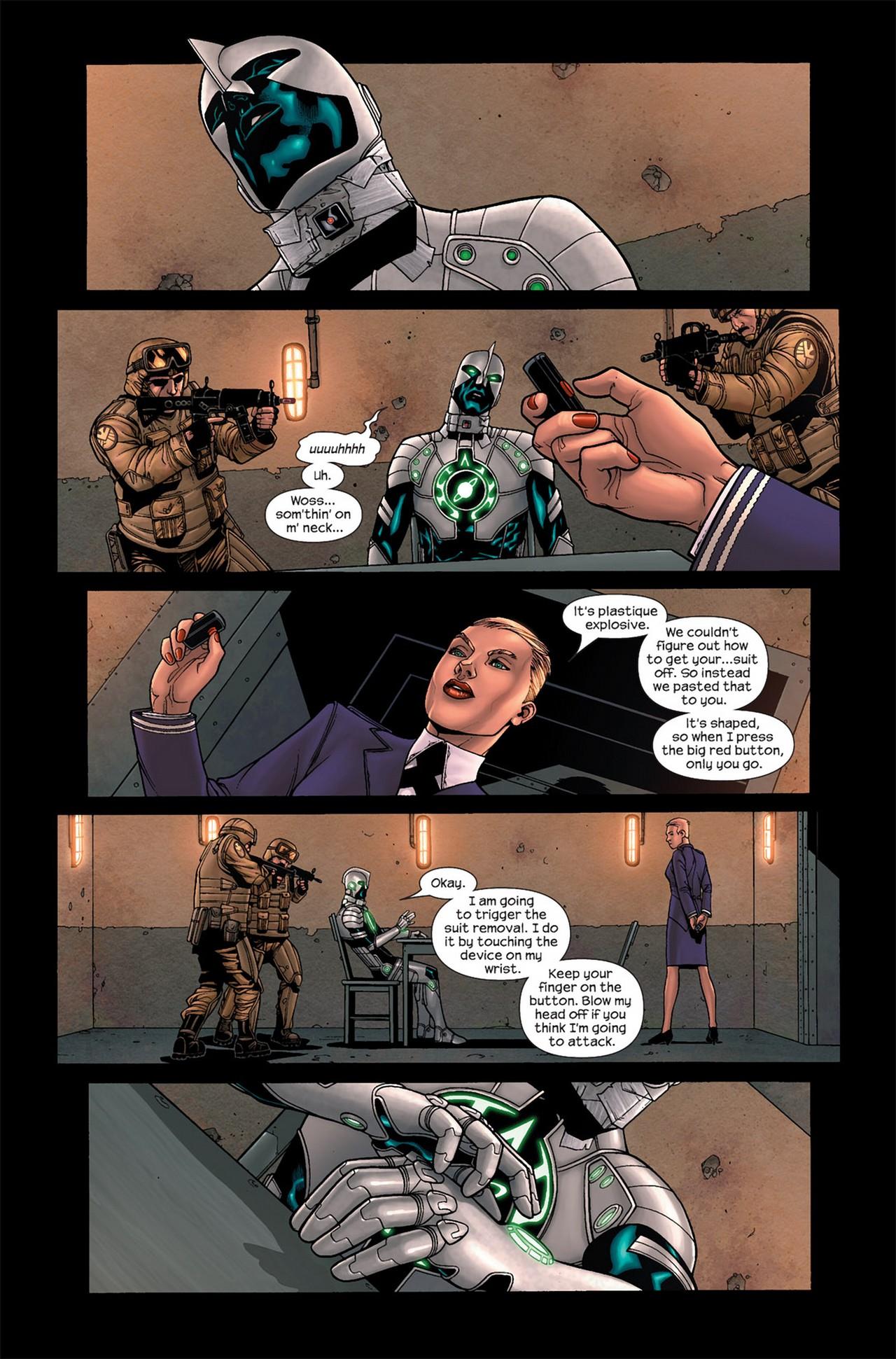 Read online Ultimate Secret comic -  Issue #2 - 7