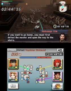 Samurai Warriors Chronicles 3 3DS ROM Cia - isoroms.com