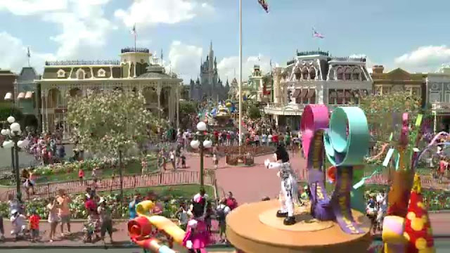 Magic Kingdom Webcam