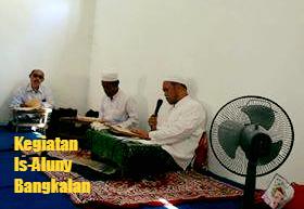 Is-Aluny Bangkalan Lestarikan Tradisi Pesantren Perekat Ikatan Ke-Alumnian