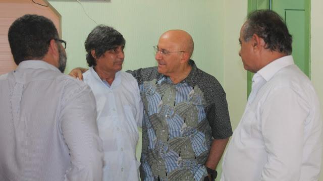 Dr, Vicente ex-prefeito de Nova Mamoré