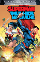 Os Novos 52! Superman & Mulher Maravilha #27