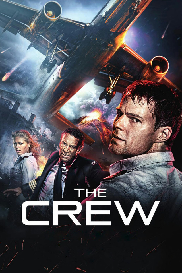Movie Flight Crew (2016)