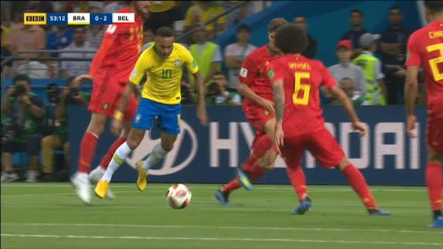 """Ăn vạ câu penalty, Neymar bị chửi là """"nỗi hổ thẹn"""" 1"""