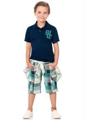 Fornecedor de roupa infantil atacadista