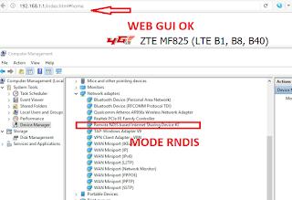 cara memperbaiki kesalahan web gui tidak bisa dibuka pada modem zte mf825a stc