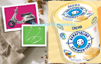 Logo Sammontana ''Vinci la tua estate Italiana Missione Green'': in palio Cuffie Beats, 1.000 card Chili e 1 Vespa elettrica