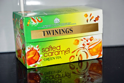 Twinings | Salted Caramel Green Tea