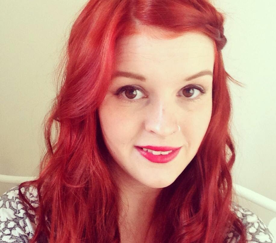 A Picture of Me. Chloe Harriets. A Red Haired Girl