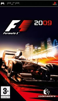 Download F1 2009 (USA) CSO ISO PPSSPP