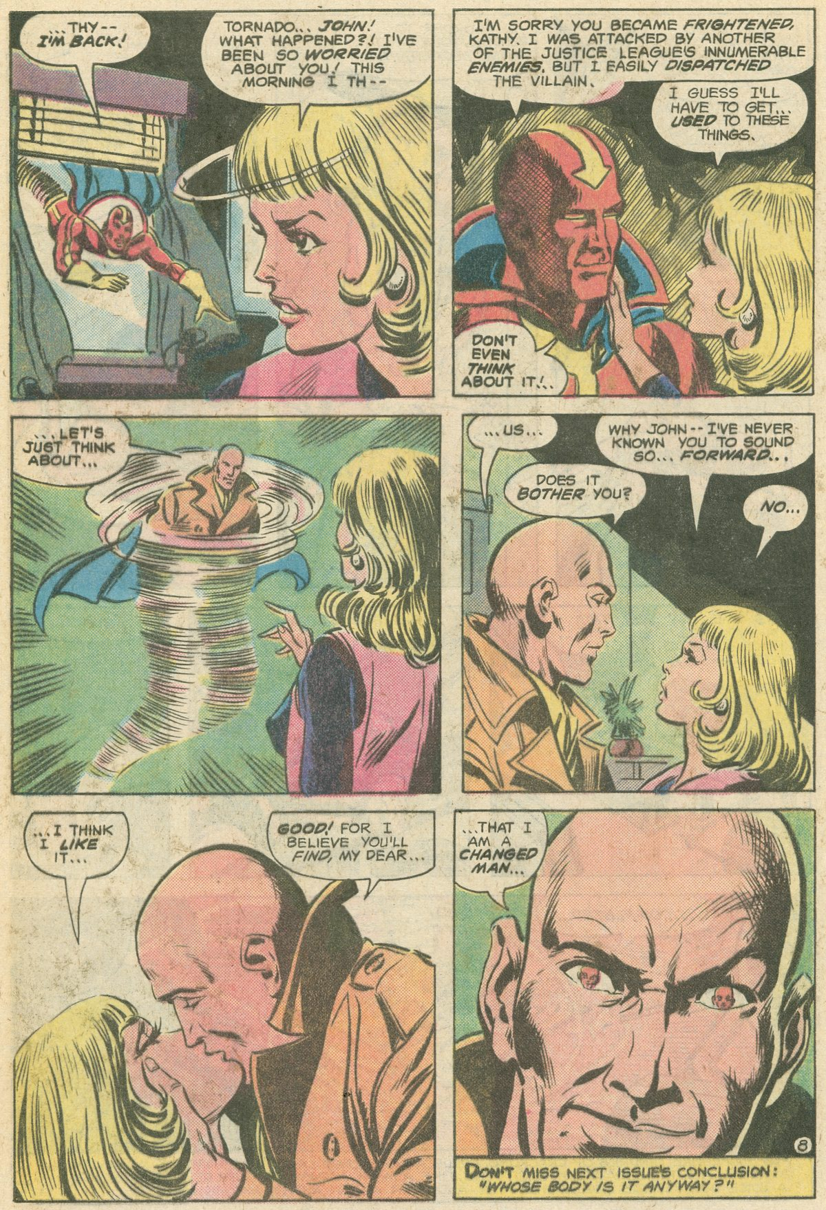 Read online World's Finest Comics comic -  Issue #267 - 32