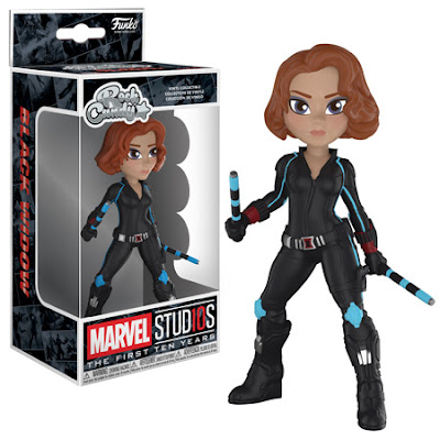 Marvel Studios: First 10 Years Avengers: Age of Ultron Black Widow Rock Candy Vinyl Figure by Funko