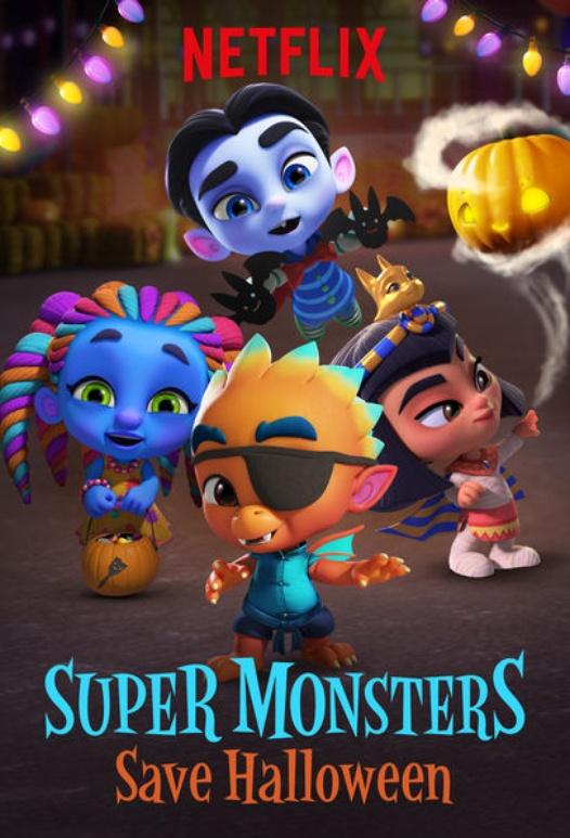 Hội Siêu Quái Vật: Giải Cứu Halloween
