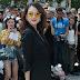 Zhang Ziyi marca presença na Front Row do desfile da Christian Dior na Semana de Moda de Paris como parte da Alta Costura Outono / Inverno 2017-2018 em Paris, França – 03/07/2017
