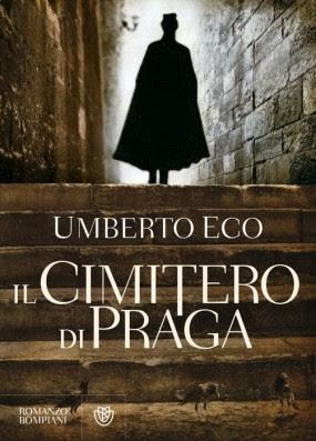 Umberto Eco, Il cimitero di Praga
