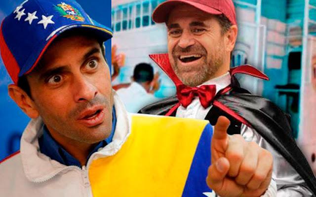 Rafael Lacava asegura que Henrique Capriles se ha convertido en un político muy maduro y coherente