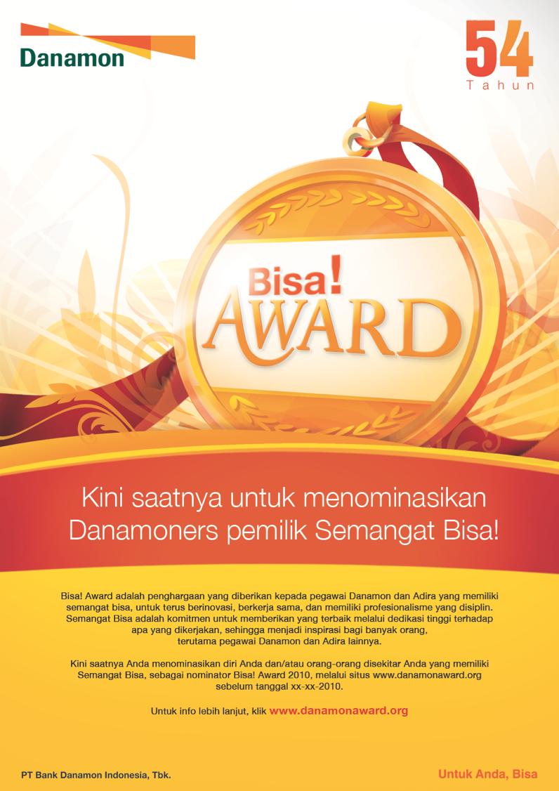 Logo Bank Danamon Png : danamon, Portfolio:, Danamon, Award