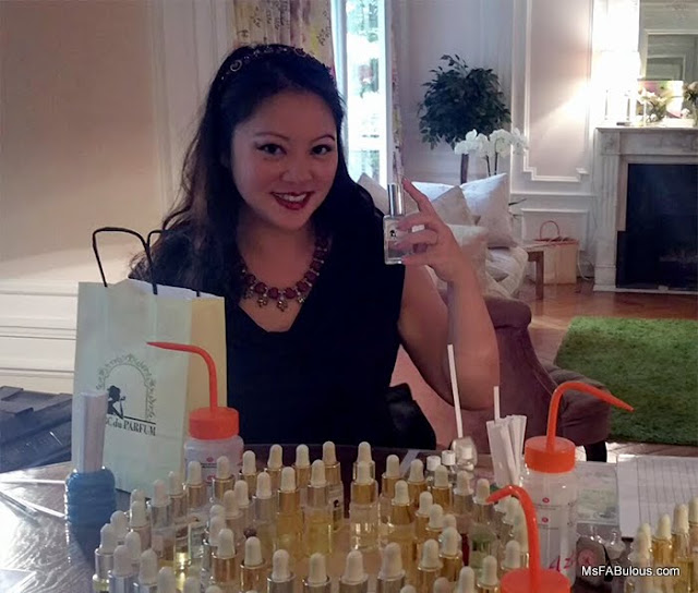 mariana leung perfume class