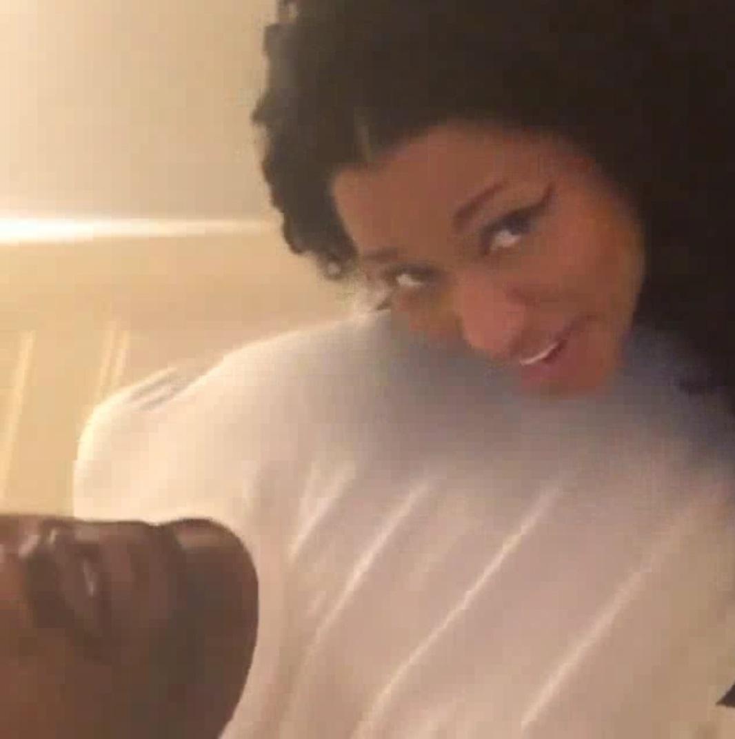 Nicki minaj meek mill sex tape