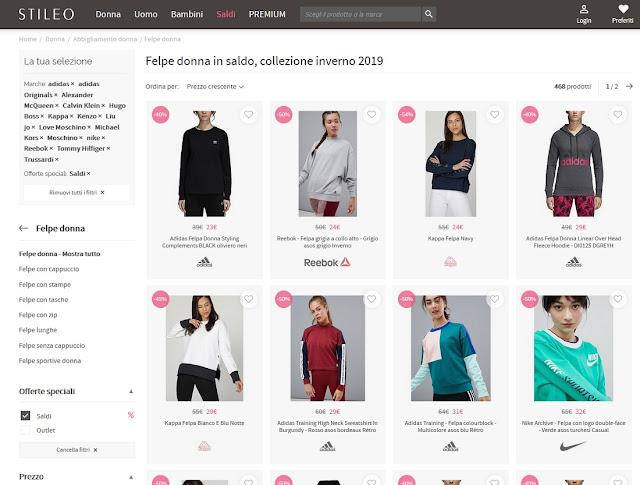 Il Migliore Sito Aggregatore di Prodotti Fashion