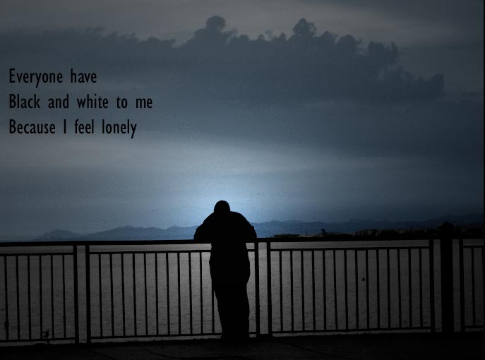 Love And Sad Quotes Wallpapers Task Of Lonely People I M So Lonely