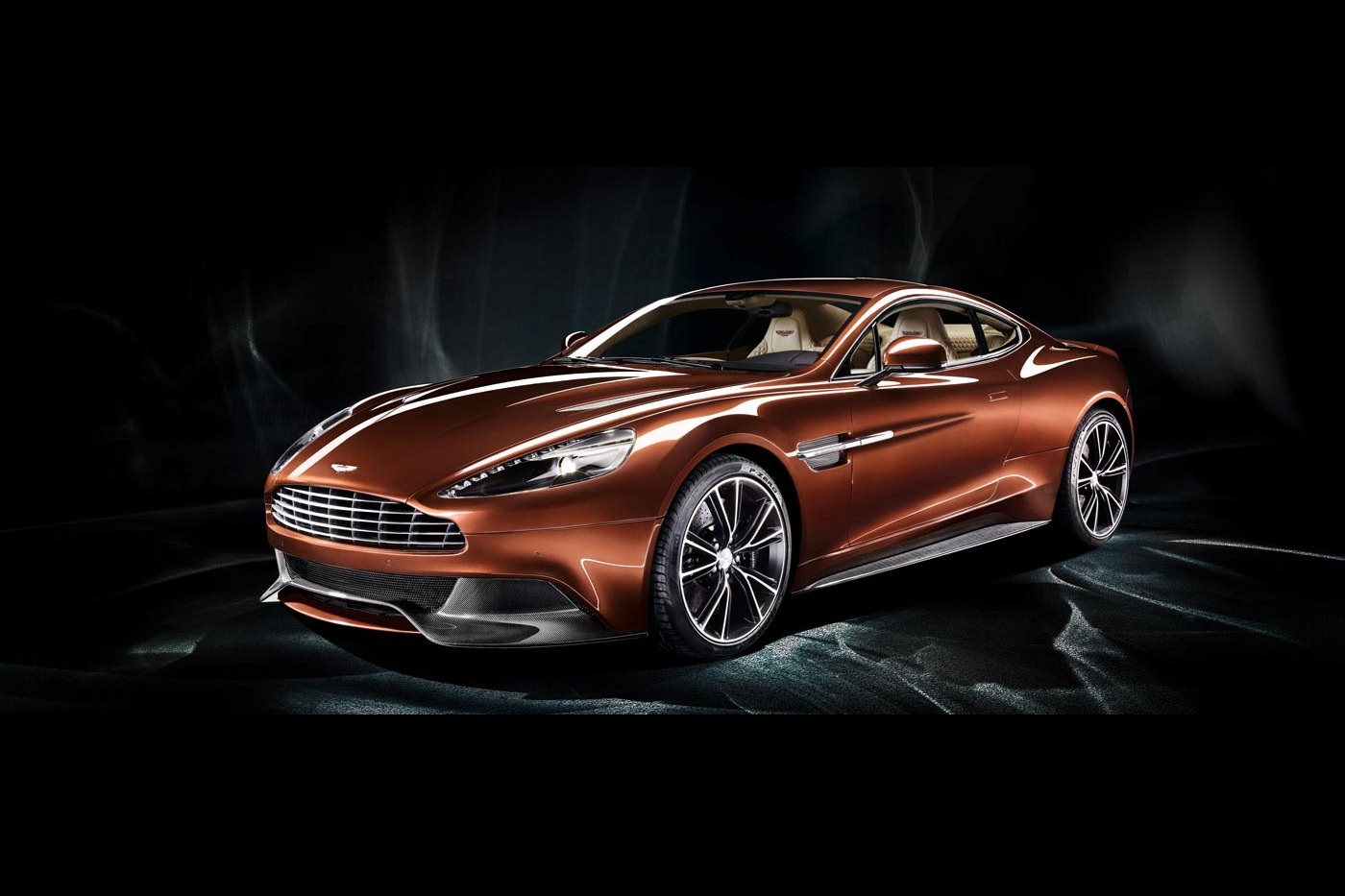 World Of Cars: Aston Martin Vanquish Images -1