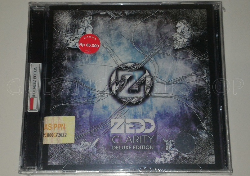 CD Zedd - Clarity Deluxe Edition - 176.0KB