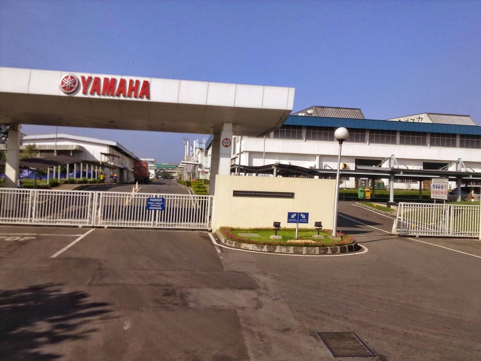Lowongan Operator Manufacturing PT.Yamaha Motor Indonesia di Pulogadung