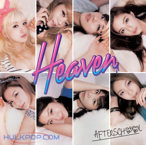 AFTER SCHOOL – Heaven – Single -Japanese Ver.- (ITUNES PLUS AAC M4A)