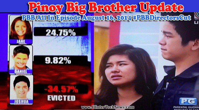 Pinoy Big Brother All In August 17, 2014 Episode Summary 12th Eviction Night